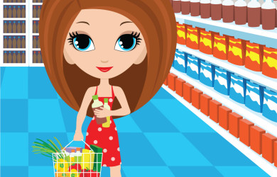 woman-grocery-store